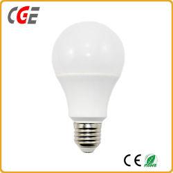 Lâmpada LED LED plástico LED de iluminação tampa interior de alumínio A60 3W~36W AC85-265V a Lâmpada Lâmpada LED de luz LED de admissão