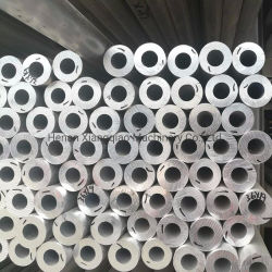 5052/5056/5083/6005/6005A/6061/6063/6082/7020/7050/7075 T4/T5/T6/T651 Precise Extruded Aluminium Alloy Round Tube
