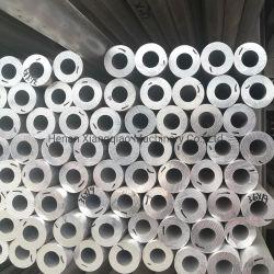 5052/5056/5083/6061/6063/6082/7020/7050/7075 T4/T5/T6/T651 정밀 돌출 알루미늄 합금 둥근 튜브