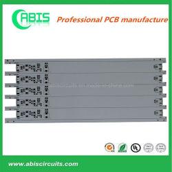 PCB de camada única de alumínio de LED da placa de circuito impresso
