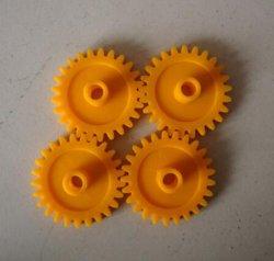 Faites de moulage par injection plastique personnalisée du réducteur de roue