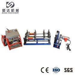 Sud250h Equipamento de Soldadura do tubo de HDPE