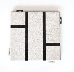 Камень алюминиевой панели для внутренней и наружной и оформление