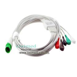 Zoncare Pm-7000b кабели ЭКГ, монитор пациента Zoncare аксессуары