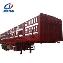 3 Clôture de l'essieu Rock-Body camion jeu semi-remorque Remorque Cargo