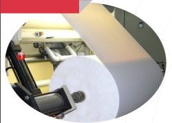 Liberación de papel para material de la etiqueta autoadhesiva