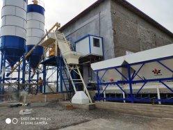 Agregado de bajo coste Batcher, cemento, arena máquina de procesamiento por lotes de 1600 para hormigón Hpd planta de proceso por lotes