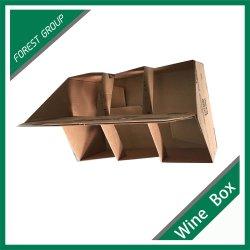 Примите Custom коричневого картона случае упаковки с делителями