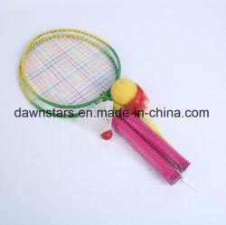 Горячие продажи дешевой детей утюг бадминтон ракетку для детей спорта игрушки