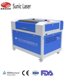 Hölzerner ABS Glaskristallengraver-mobile Laser-Gravierfräsmaschine