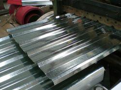 Folha de Metal de Alumínio Corrugado 1050 1060 1070 1100