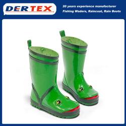 Детский датчик дождя ботинки и резиновую обувь дождя ботинки