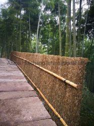 Garten-Zaun-Bambus, der Panels einzäunt