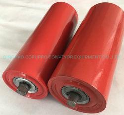 Cema/DIN резиновый держатель/воздействие стали конвейер натяжного ролика