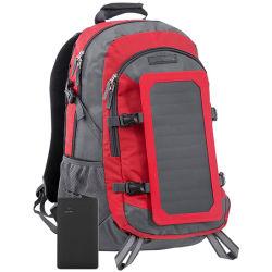 حقيبة خارجية للوحة الشمسية مع حقيبة ظهر للشاحن الشمسي بقدرة 7 وات