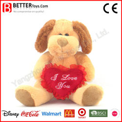 День Святого Валентина подарок плюшевые игрушки плюшевая собака Мягкая игрушка марионеток