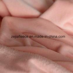 Superzacht, kort pluche in roze kleur
