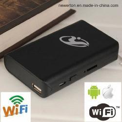O WiFi1080p Banco de energia móvel portátil visão nocturna de câmara de vídeo de rede IP mini gravador DVR