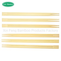 Zwillinge Bambus Essstäbchen in nackt
