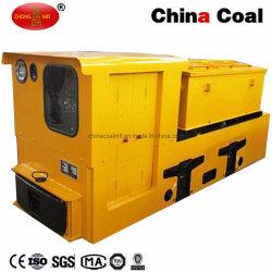Cay12 Underground Mining alimentados por bateria locomotiva eléctrica