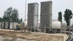 Costruzione di progetto della stazione di gassificazione di LNG