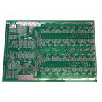 La inmersión de plata 5mm 600x500mm de tamaño grande PCB
