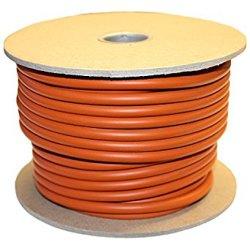 Hitzebeständiges festes Ring-Silikon-Gummi-Netzkabel