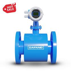 Contatore elettromagnetico delle acque luride di Dn10-1000mm Digitahi RS485 Modbus dell'acqua liquida dei residui