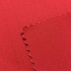 100% coton retardateur de flamme de la sécurité de la chaux tissu pour vêtements de travail