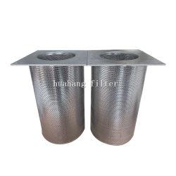 La bride du tuyau personnalisé 304 cartouche de filtre Panier de filtre en acier inoxydable