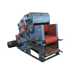Alto profissional eficaz do tambor do picador de madeira Industrial Madeira de processamento
