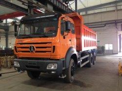 Het Lossen van Beiben 8X4 de ZelfVrachtwagen van de Kipwagen voor Verkoop