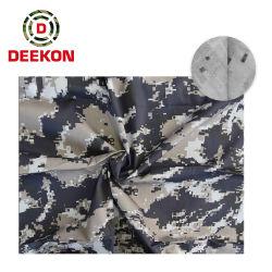 Jordânia Algodão Digital e a Planície de Nylon tecido camuflagem para Vestuário militar