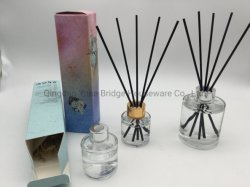50ml 150ml Huile essentielle de l'arôme Reed Diffuseur en boîte cadeau pour la maison Parfums de concentré de mixin de parfum