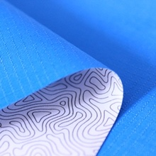 Nylon Taslan tissu F/D + Pu 5000/5000, idéal pour Golfwear Skiwear &