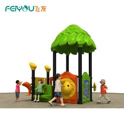 Feiyou 가장 새로운 디자인 상업적인 공중 아이 또는 아이들 플라스틱 활주 품목 정원 또는 야드 옥외 운동장
