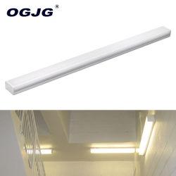 Ogjg 15W 20W 30W 45W 표면 실장 천장 공장 회랑 Office LED 선형 조명