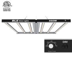 LED à spectre complet croître Light Bar t8 18W 36W 1.2m 4FT pour l'intérieur la plante plante croissent de plus en plus de lumière LED tube lampe