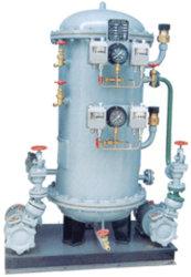 Combinaison Fresh-Water Sea-Water et réservoir d'eau sous pression