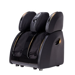 Использования в домашних условиях вибрации давление воздуха ножной массажер ролик с системой отопления и терапии