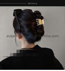 Grampo para coreano Ins Vento Frio grampo de metal acessórios de cabelo abraçadeira pequena Segure a cabeça do Clipe Clipe de tubarões
