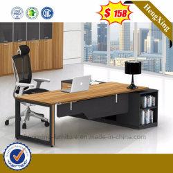 熱設計メラミンテーブルメタルフレームオフィス家具 (HX-6M421)