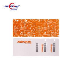 2 in su o 3 sulla scheda di plastica stampata commercio combinato della scheda VIP del membro del PVC
