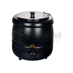 Catering Servicio de Alimentación 220V, la calefacción eléctrica horno de inducción de la sopa caliente hervidor de agua