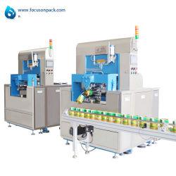 Automatische Dose, welche die Canninng Maschinen-Metallkasten-Blechdose bildet Produktionszweig bildet