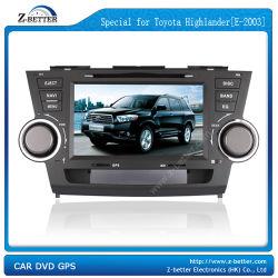 Il lettore DVD dello Special dell'automobile per l'abitante degli altipiani scozzesi di Toyota (E-2003)