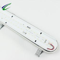 Водонепроницаемый светодиодный индикатор Tri доказательства на улице с микроволнового датчика и функция аварийного освещения на улице светодиодного освещения