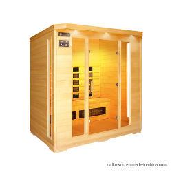 Salle de bains de luxe Dry Sauna Hammam