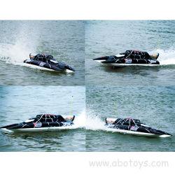 Het super Gas boot-Rtr van het Jacht R/C (de Zender van het Pistool) (GB-GL036)