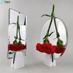Guangzhou 2mm - 12mm de doble imagen del lado del espejo de dos vías de vidrio para peluquería (M-D)
